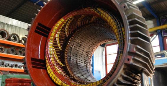 atelier bobinage moteur électrique