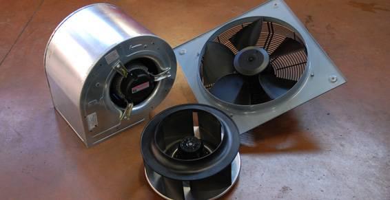 réparation et maintenance ventilation industrielle