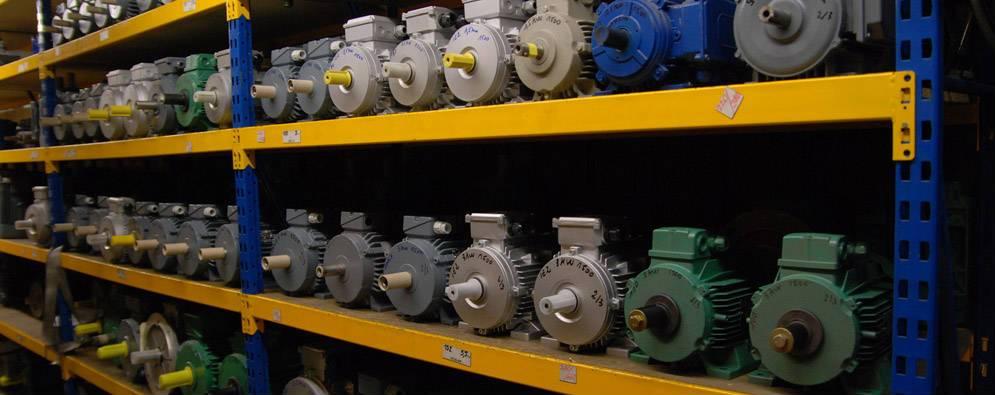 vente moteur électrique, stock moteurs neufs