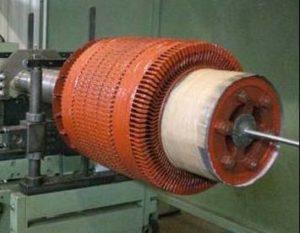 équilibrage moteur électrique